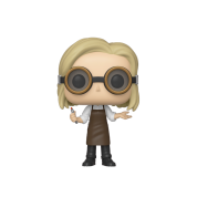 Funko POP! Doctor Who - 13th Doctor w/Goggles Vinyl Figure 10cm
