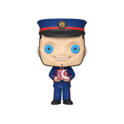 Funko POP! Doctor Who - The Kerblam Man Vinyl Figure 10cm