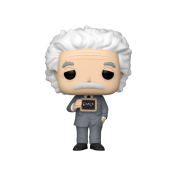 Funko POP! Icons - Albert Einstein Vinyl Figure 10cm