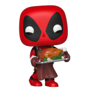 Funko POP! Marvel Holiday - Deadpool Vinyl Figure 10cm
