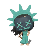 Funko POP! The Purge - Lady Liberty (Election Year) Vinyl Figure 10cm