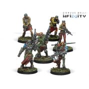 Infinity: Caledonian Highlander Army (Ariadna Sectorial Starter Pack) - EN