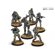 Infinity: Hassassin Bahram (Haqqislam Sectorial Army Starter Pack) - EN