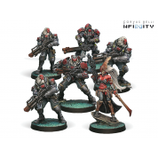 Infinity: Morat Aggression Forces (Combined Army Sectorial Starter Pack) - EN