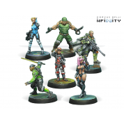 Infinity: Outrage Characters Pack - EN