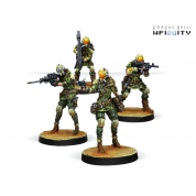 Infinity: Brawlers, Mercenary Enforcers - EN