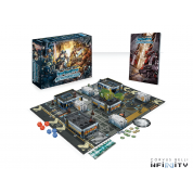 Infinity: Operation: Icestorm (2 players introductory Battle Pack) - EN