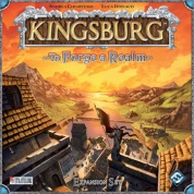 FFG - Kingsburg: To Forge a Realm Expansion - EN