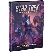 Star Trek Adventures - Strange New Worlds: Mission Compendium Volume 2 - EN