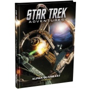 Star Trek Adventures - Alpha Quadrant Sourcebook - EN