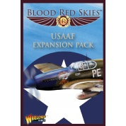 Blood Red Skies - Blood Red Skies USAAF Expansion Pack - EN