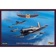 Blood Red Skies - F4U Corsair Squadron - EN