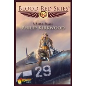 Blood Red Skies - F4U Corsair Ace: Philip Kirkwood - EN