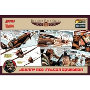 Blood Red Skies - Johnny Red's Falcon Squadron - EN