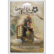 FFG - Legend of the Five Rings LCG: The Emperor's Legion - EN