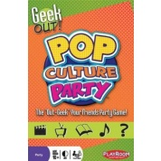 Geek Out! Pop Culture Party - EN