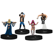 WWE HeroClix: Mixed Match Challenge WWE Ring 2-Player Starter Set - EN