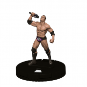 WWE HeroClix: The Rock Expansion Pack (4 Units) - EN