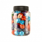 Jar of Classic RPG Dice