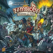 Zombicide Green Horde Friends and Foes - EN