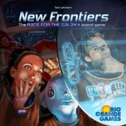Race for the Galaxy: New Frontiers - EN