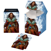 UP - PRO 100+ Deck Box Magic: The Gathering Commander 2019 V3