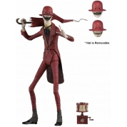 The Conjuring Universe - Ultimate Crooked Man Action Figure 18cm