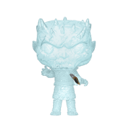 Funko POP! Game of Thrones - Crystal Night King w/Dagger in Chest Vinyl Figure 10cm