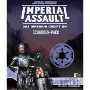 FFG - Star Wars: Imperial Assault BT-1 und 0-0-0 - DE