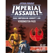 FFG - Star Wars: Imperial Assault R2-D2 und C-3PO - DE