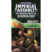 FFG - Star Wars: Imperial Assault Boba Fett - DE