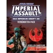 FFG - Star Wars: Imperial Assault Rebellen-Saboteure - DE