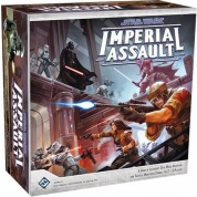FFG - Star Wars: Imperial Assault Das Imperium greift an - DE