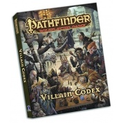 Pathfinder Roleplaying Game: Villain Codex Pocket Edition - EN