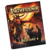 Pathfinder Roleplaying Game: Bestiary 6 Pocket Edition - EN