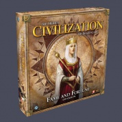 FFG - Civilization: Fame and Fortune - EN
