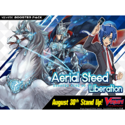 Cardfight!! Vanguard - Aerial Steed Liberation Booster Display (16 Packs) - EN
