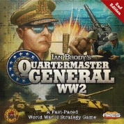 Quartermaster General WW2 2nd Edition - EN