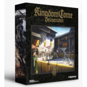Kingdom Come: Deliverance Puzzle - Knight's Tournament