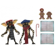 Gremlins - Christmas Carol Winter Scene 2 Pack (SET 1) Action Figures 18cm