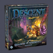 FFG - Descent 2nd Ed: Shadow of Nerekhall - EN
