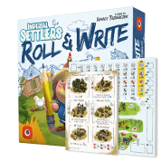 Imperial Settlers: Roll & Write - EN