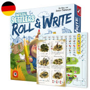 Imperial Settlers: Roll & Write - DE