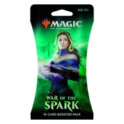 MTG - War of the Spark Booster Sleeve Display (48 Packs) - EN