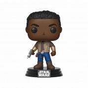 Funko POP! Star Wars Ep 9 - Finn Vinyl Figure 10cm