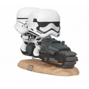 Funko POP! Movie Moment Star Wars Episode 9 - First Order Tread Speeder Vinyl Figures