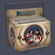 FFG - Descent 2nd Ed: Serena Lieutenant - EN
