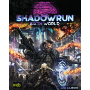 Shadowrun Sixth World Limited Edition - EN