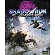 Shadowrun Sixth World Beginner Box - EN