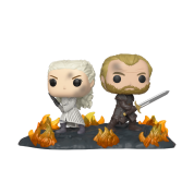 Funko POP! Moment GoT - Daenerys & Jorah B2B w/Swords Vinyl Figures 10cm